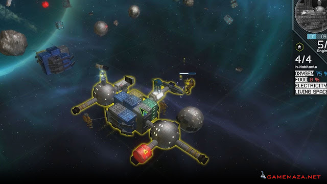 Habitat Gameplay Screenshot 1
