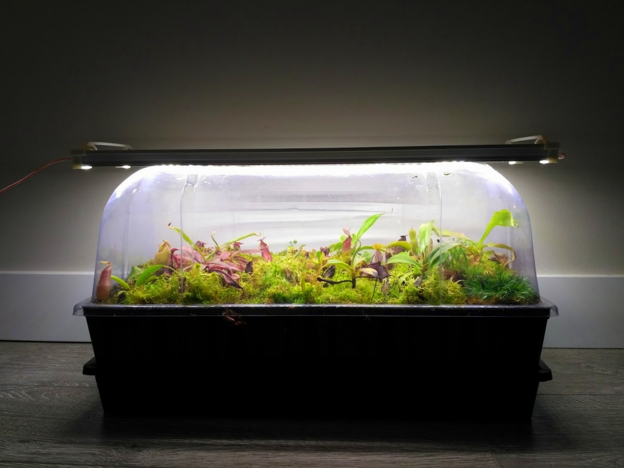 zone hydroponic plants light hydrofarm systems grow lights system for