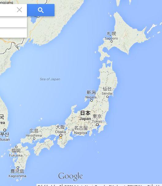 Đất nước Nhật Bản như thế nào?