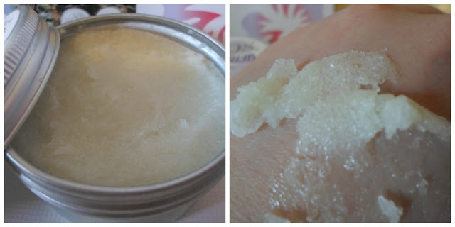 Aedos Unscented Sugar Scrub