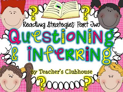 https://www.teacherspayteachers.com/Product/Reading-Strategies-Questioning-Inferring-Unit-from-Teachers-Clubhouse-904951