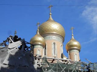 Bucarest chiesa