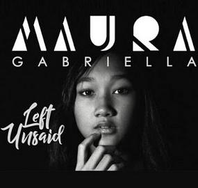 Lirik Lagu Maura Gabriella - Left Unsaid (OST. Karena Karina)