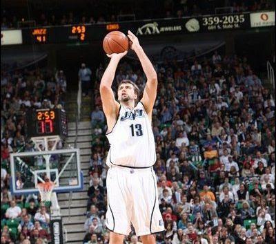 Mehmet Okur - Utah Jazz
