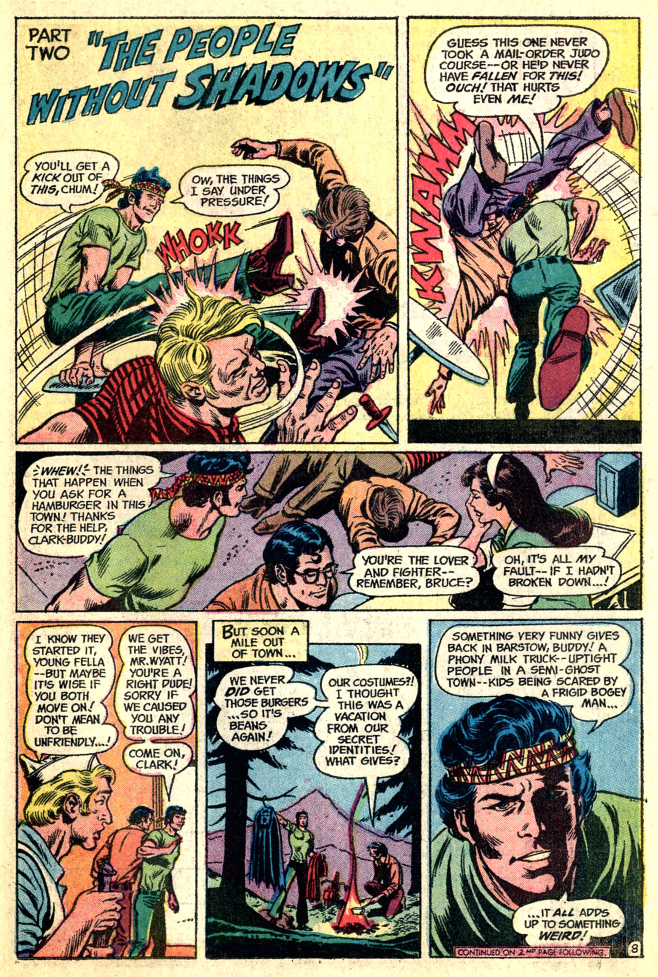 Read online World's Finest Comics comic -  Issue #216 - 11