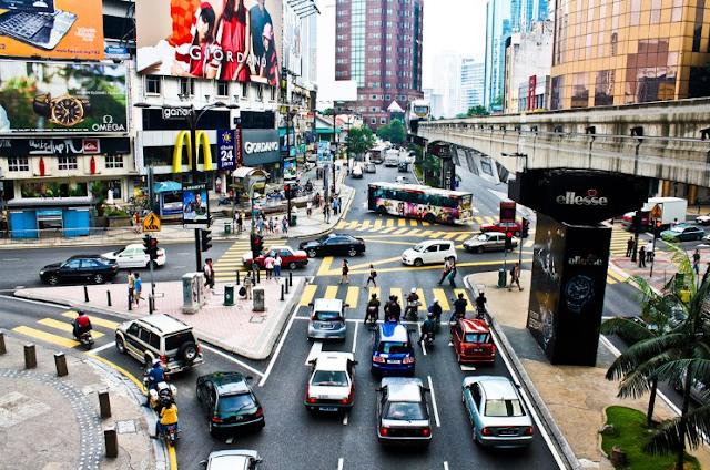 17. Bukit Bintang (Kuala Lumpur)