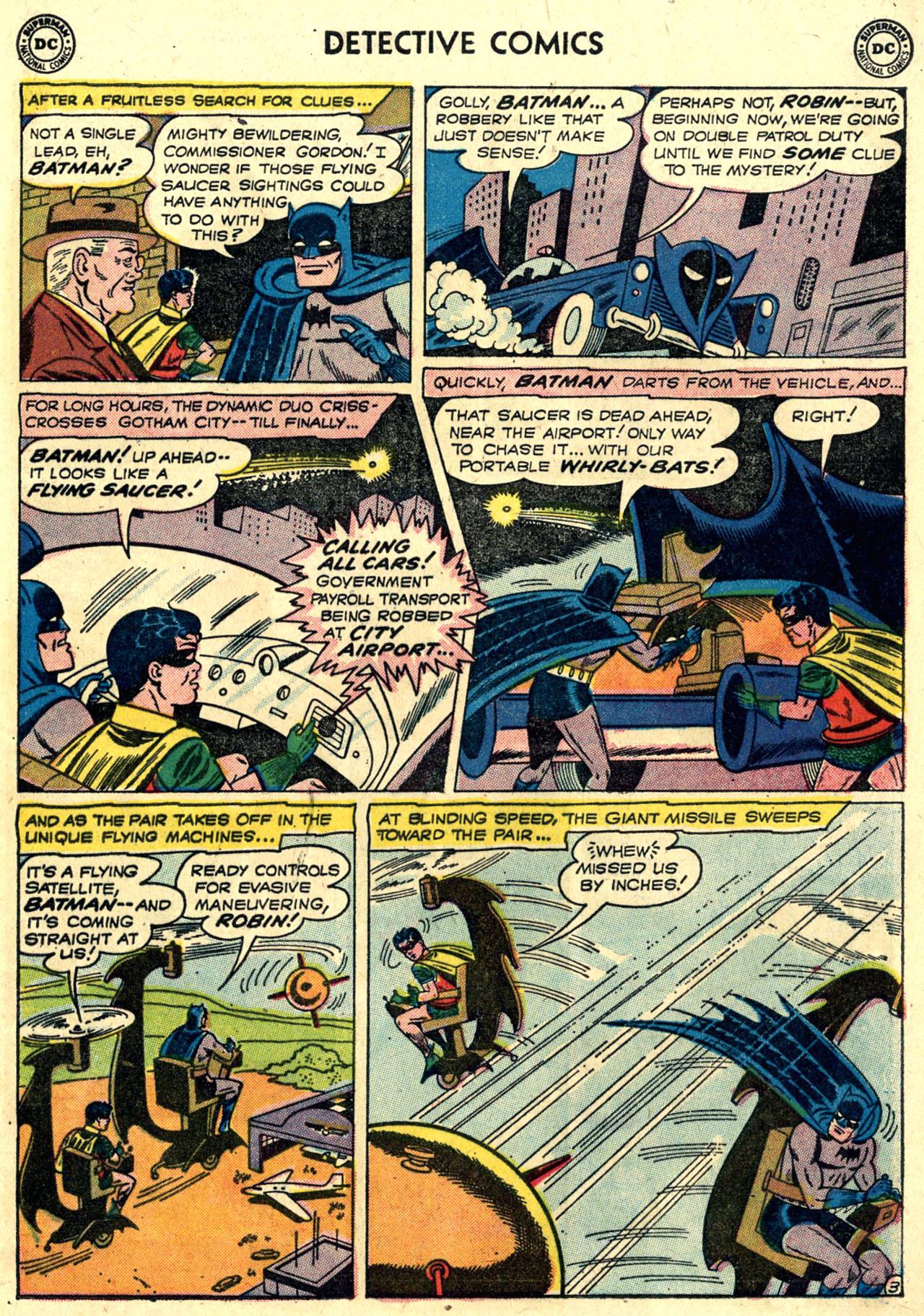Detective Comics (1937) 266 Page 4