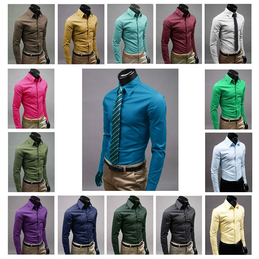 Fashion Shows In India Different Types Of Shirts