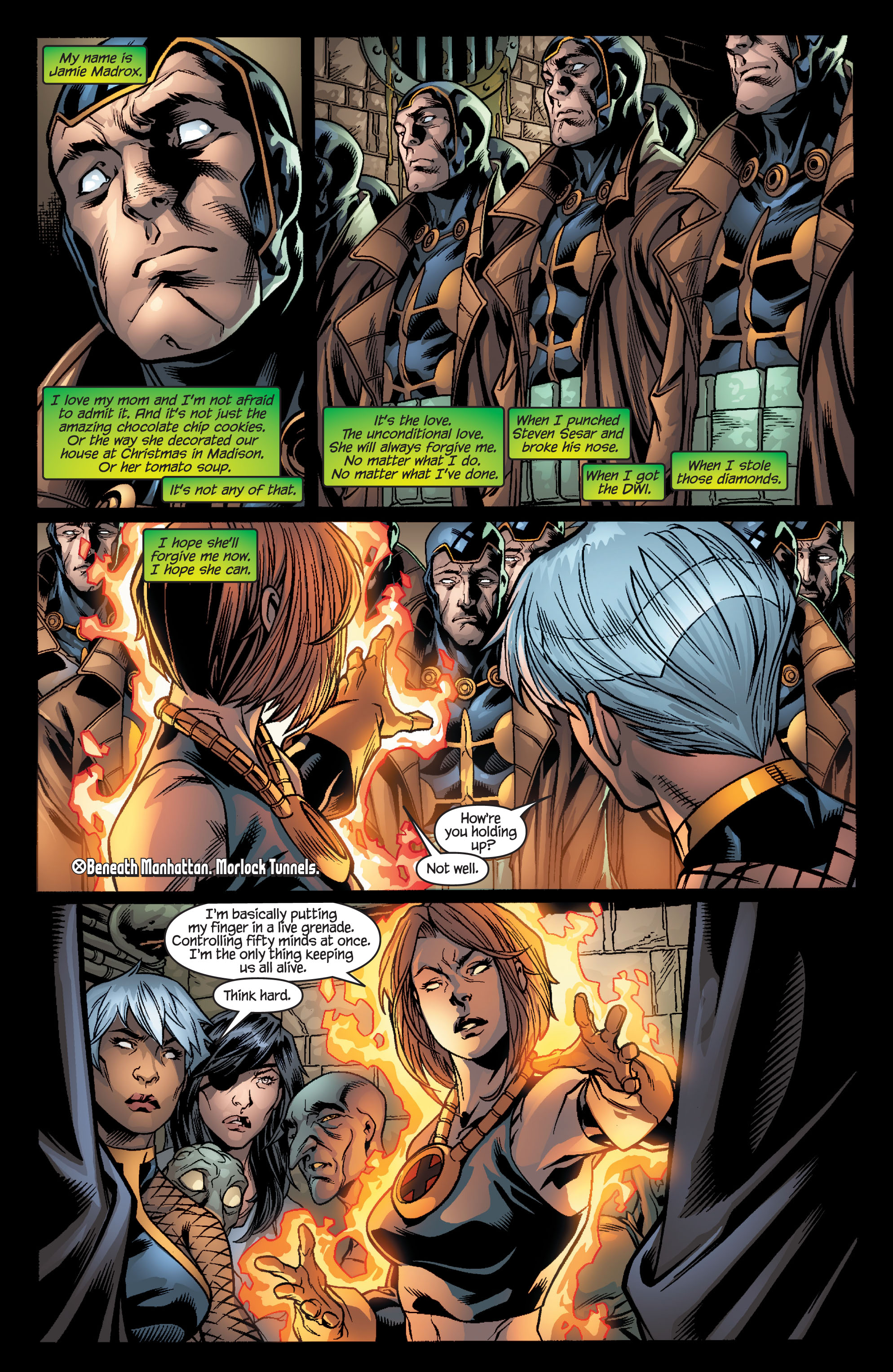 Read online Ultimate X-Men comic -  Issue #100 - 14