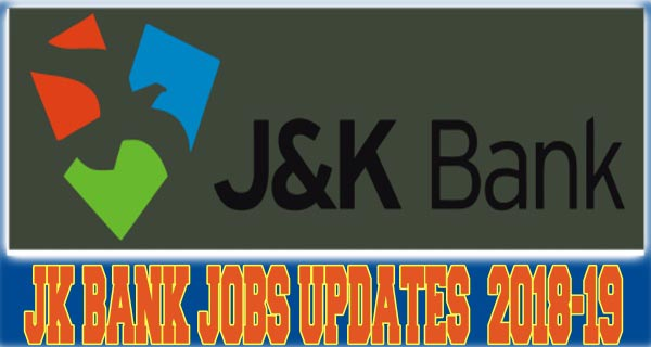 JK Bank Jobs Updates