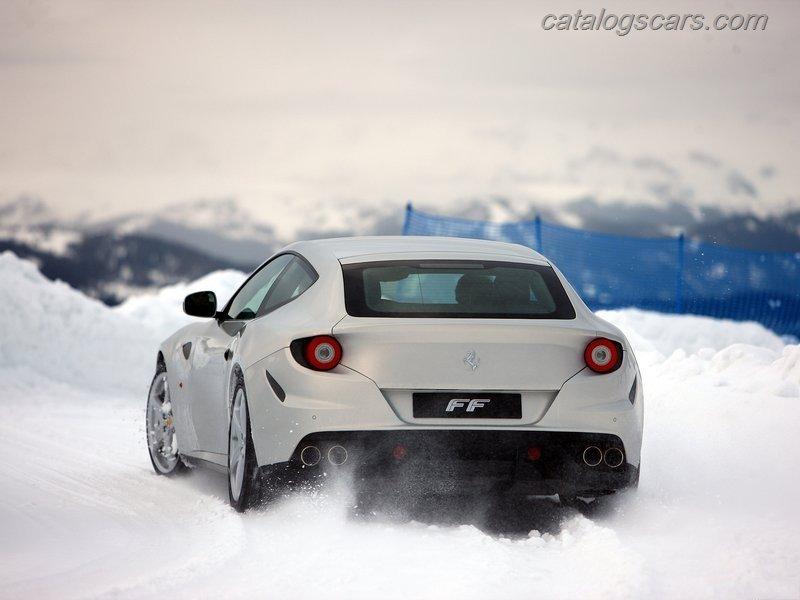 صور سيارة فيرارى FF سلفر 2013 - اجمل خلفيات صور عربية فيرارى FF سلفر 2013 - Ferrari FF Silver Photos Ferrari-FF-Silver-2012-12.jpg