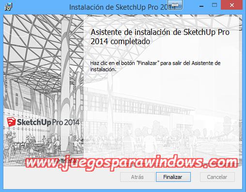 SketchUp Pro 2014 v14.1.1282 Full PC Descargar ESPAÑOL 4