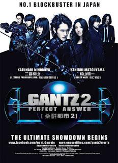 Gantz 2: Đáp Án Hoàn Hảo