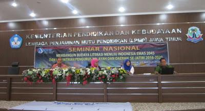 IGI dan Seminar Literasi