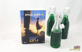 The BFG by Roald Dahl Frobscottle