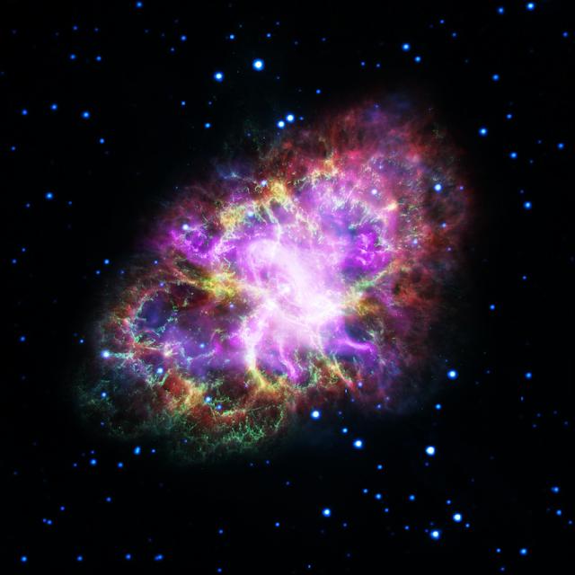آخر ما أكتشفه علم الفضاء: صورة مفصلية لسديم السرطان