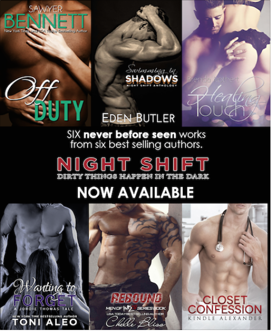 Review & Giveaway: Night Shift Anthology