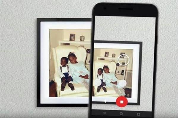 Aplicativo PhotoScan disponível para iOS e Android