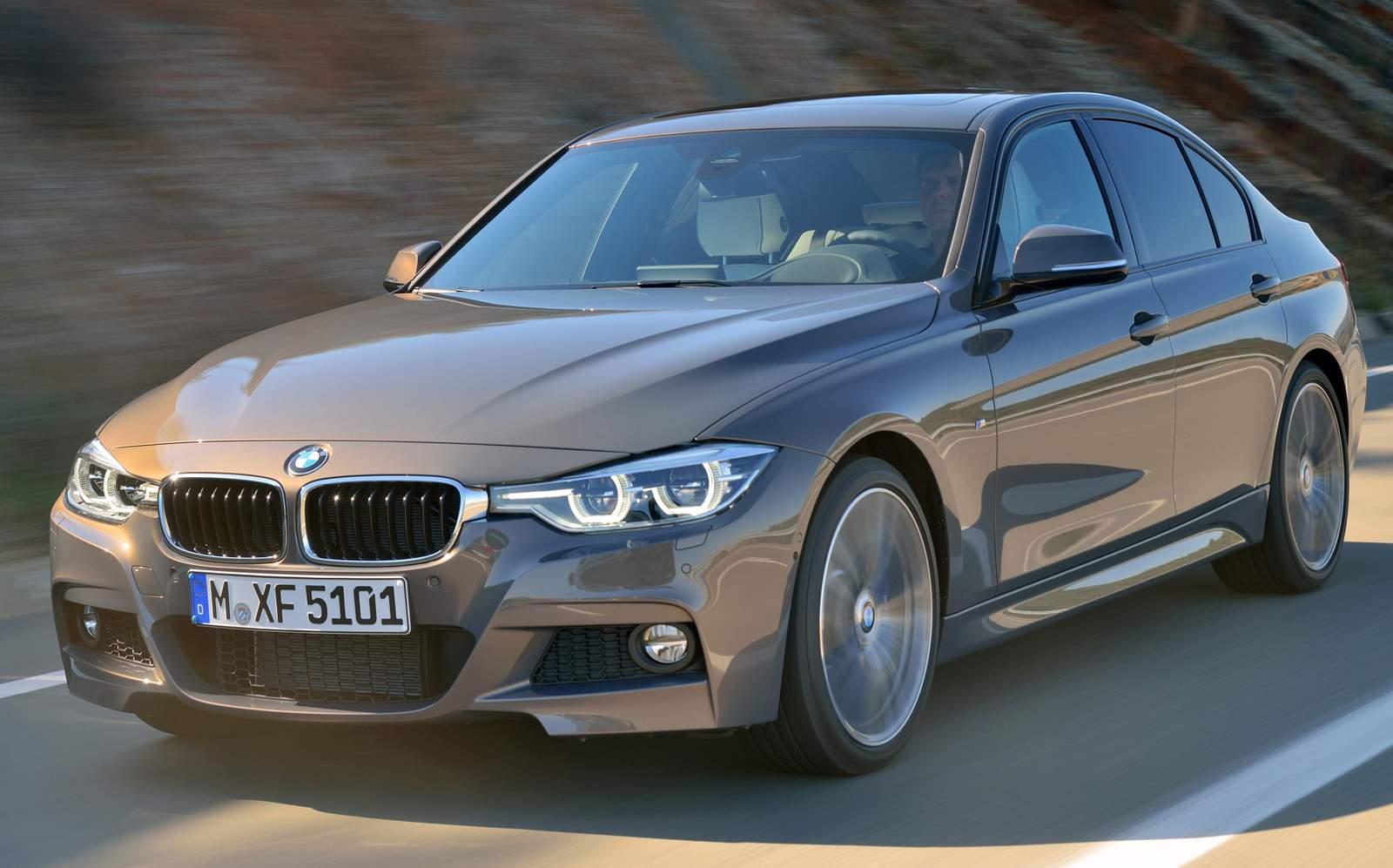 BMW Série 3 - segundo modelo mais vendido na Europa