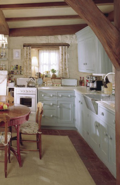 image result for The Holiday movie cottage - found on Hello Lovely Studio