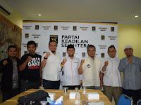 PKS Medan Dukung Deklarasi Relawan #2019GantiPresiden