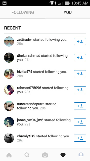 menambah followers instagram tanpa menambah following