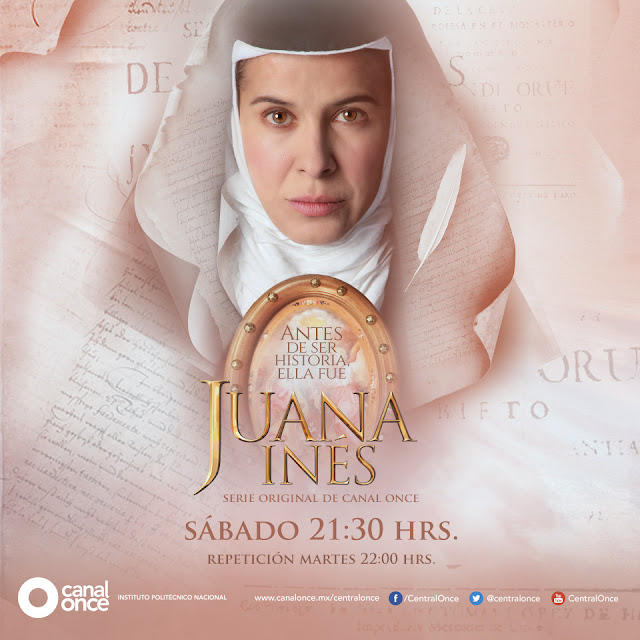 postal miniserie juana ines canal once
