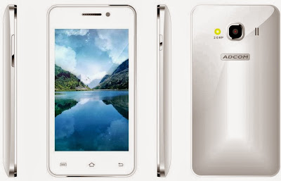 Mana Blog... for all -Advantage Computer India Pvt. Ltd (ADCOM) launched 'Adcom Thunder' new Smart Phone