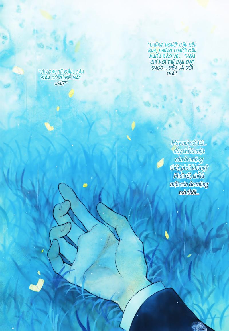 Pandora Hearts chương 075 - retrace: lxxv alone trang 5