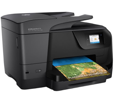 HP Officejet Pro 8710 Driver Download and Setup