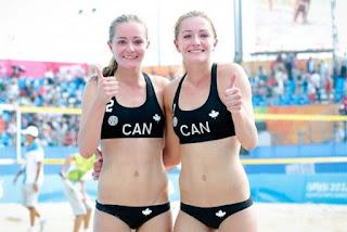 Megan McNamara and Nicole McNamara, Battle at the Beach