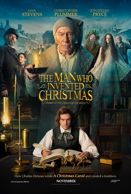 The Man Who Invented Christmas (2017) ταινιες online seires oipeirates greek subs