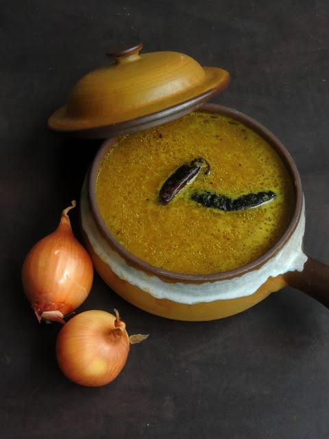 Onion Rasam, Neerulli Saaru