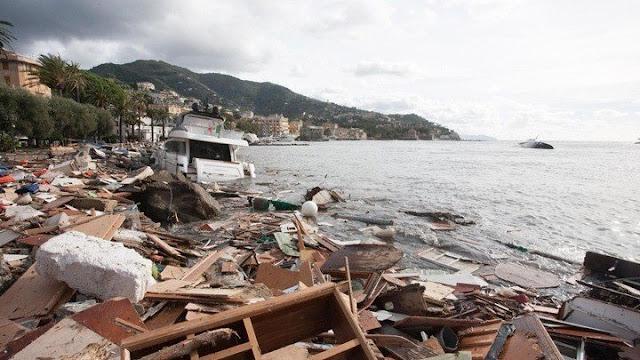 Κακοκαιρία πλήττει την Ευρώπη – Χιλιάδες νοικοκυριά χωρίς ρεύμα – Νεκροί στην Ιταλία