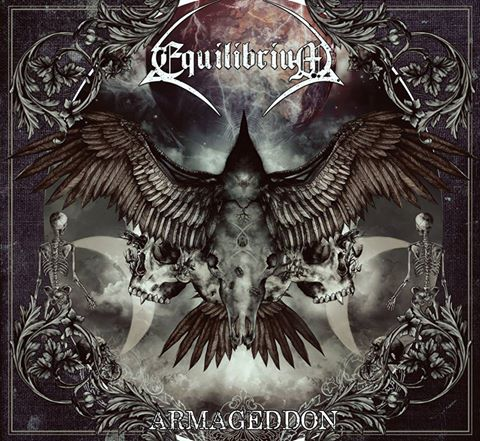 Detail from Equilibrium New Album, Armageddon, Detail from Equilibrium New Album Armageddon