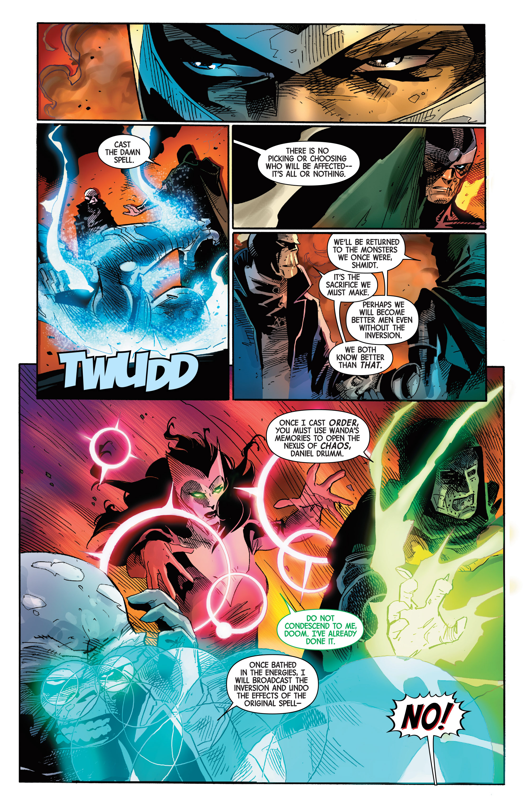 Read online Avengers & X-Men: AXIS comic -  Issue #9 - 29