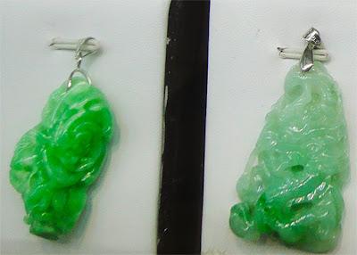 Genuine Jade Pendant