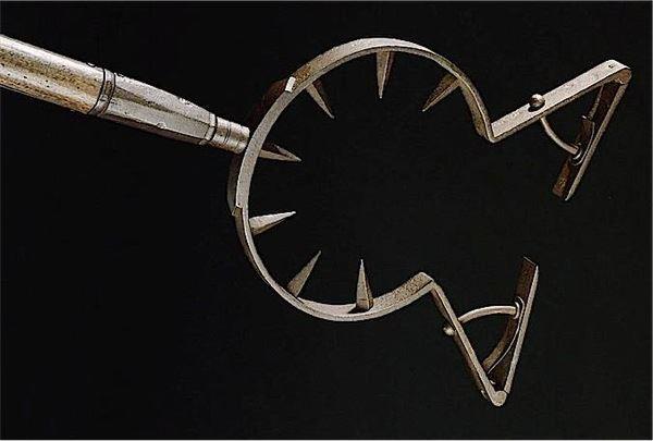 Tipos exóticos de armas antiguas no muy conocidas