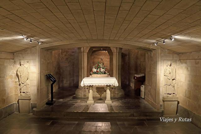 Cripta de la Catedral de Santo Domingo de la Calzada, la Rioja