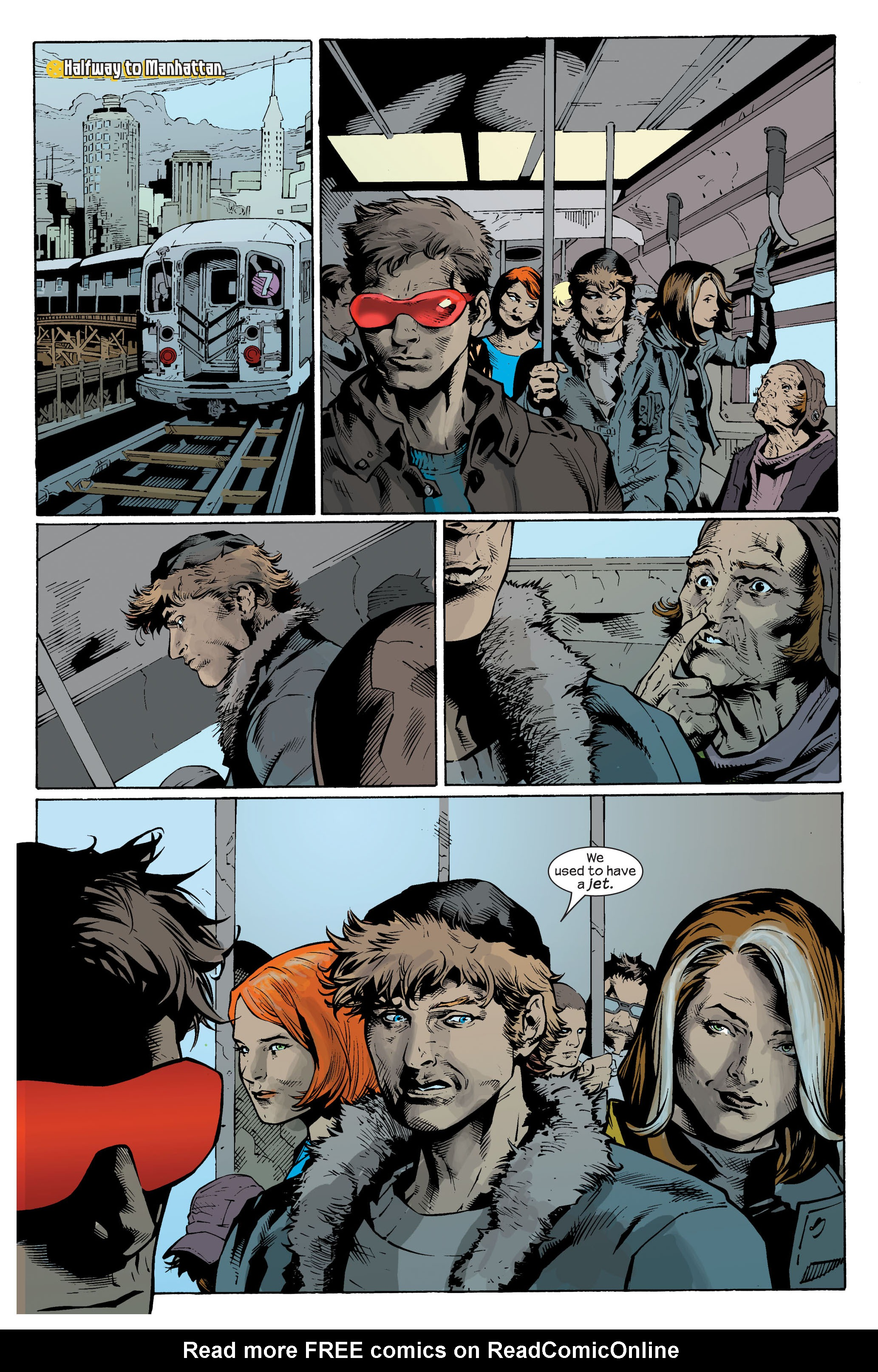 Read online Ultimate X-Men comic -  Issue #82 - 20