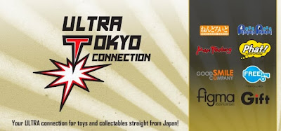 Ultra Tokyo Connection distribuidora figuras Good Smile Company