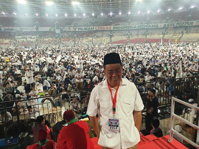 Said Didu: Semua Hotel Sekitaran GBK Penuh Disewa Pendukung Prabowo-Sandi