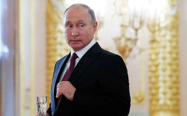 Πούτιν: «Μάρτυρες στον παράδεισο» οι Ρώσοι σε περίπτωση πυρηνικού πολέμου