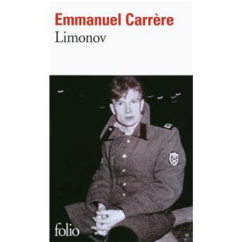 Limonov de Emmanuel Carrere