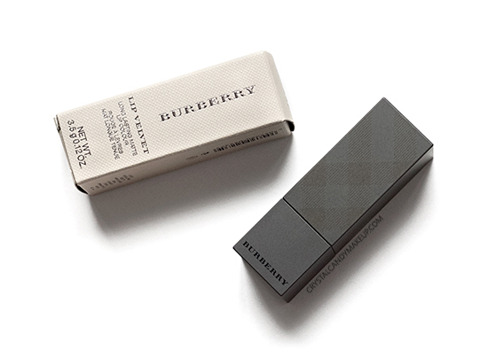 Burberry Lip Velvet Lipstick Oxblood No.437 Review