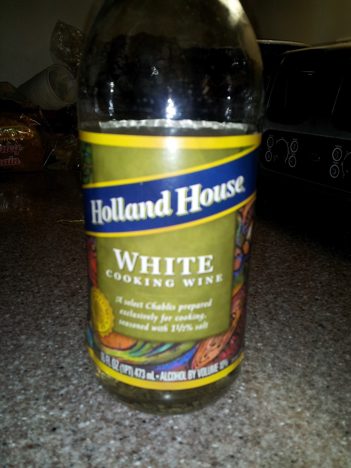Dry White Wine For Cooking Walmart