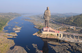 Statue Of Peace, India