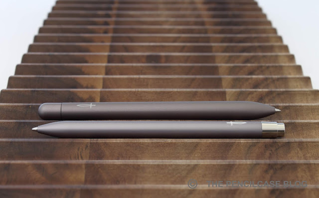Review: Baron Fig Squire Click ballpoint pen
