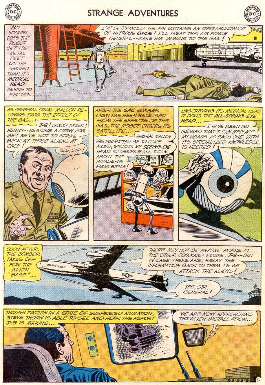 Strange Adventures (1950) issue 136 - Page 7