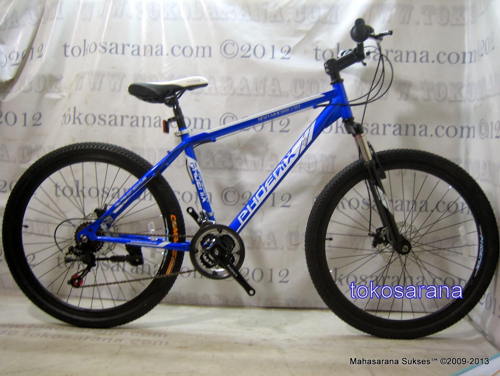 Sepeda Gunung Phoenix 26-175 Fashion 26 Inci